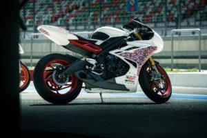 Sælge motorcykel